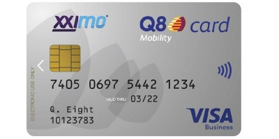 Q8 Mobility Card
